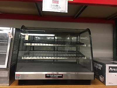 Federal CD3628 Commercial Dry Counter-Top Bakery Display Case