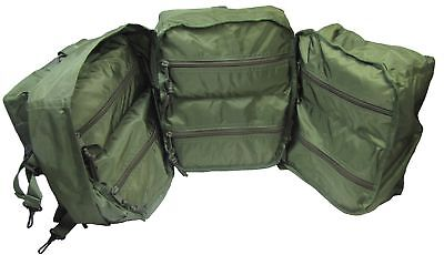 Elite First Aid Elite Large Fully Stocked GI Issue M17 Medic Bag Olive Drab