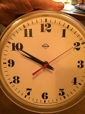 Vintage Smiths Time cal Wall Clock
