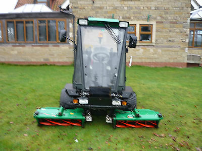 Ransomes Parkway 2250Mower 2012 Some Vatinc In With The Price £7600.