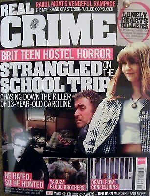 Real Crime magazine issue 21