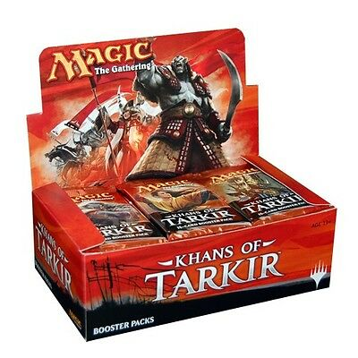 Magic the Gathering Khans of Tarkir boosters box