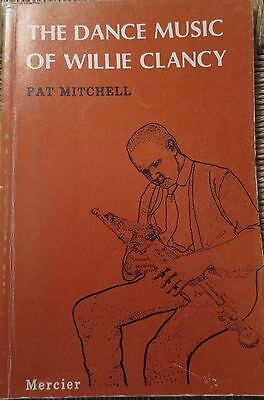 The Dance Music Of Willie Clancy-Pat Mitchell-Mercier(c)1976 Uilleann Pipes