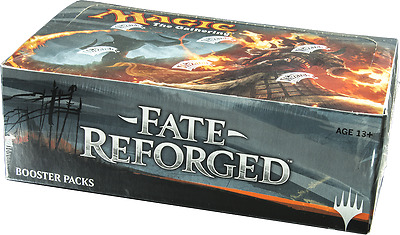 Magic the Gathering Fate Reforged boosters box