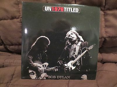 "Bob Dylan-""UN1976TITLED""  Double CD"