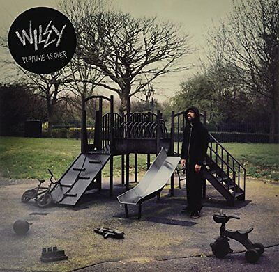 """Wiley – Playtime Is Over - NEW & SEALED RARE ALBUM 12"""" Vinyl"""