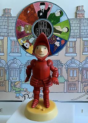 Robert Harrop Mr Benn 'the Red Knight' (Bn05) Mib With Box Of Matches Souvenir