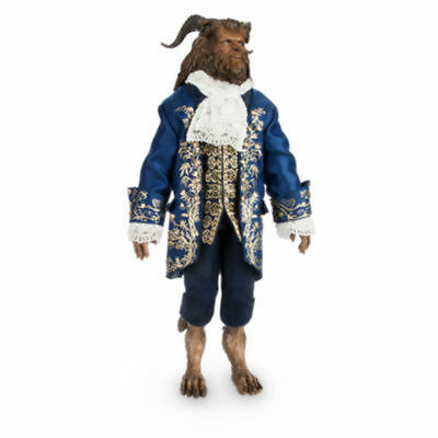 Disney Beauty and the Beast film collection Beast doll