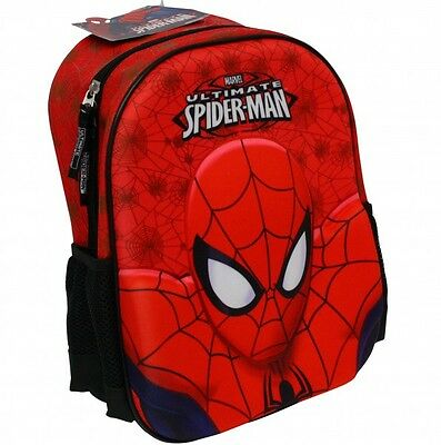 The Amazing 3D Ultimate Spiderman Backpack