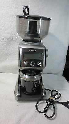 Breville BCG820BSSXL Smart Grinder Pro Coffee Bean Stainless Steel NEW W/DAMAGE