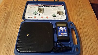 Chargetron® Refrigerant Scale model 53650 electronic