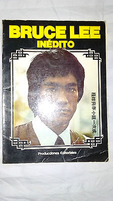 Bruce Lee Three Books From Spain