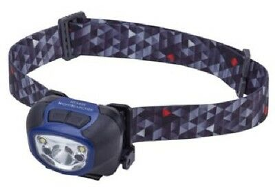 HT340R HeadTorch Rechargeable with Auto Dim Function