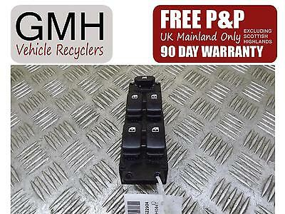 Hyundai I10 Right Driver Offside Front Electric Window Switch 4 Way 2008-2014*
