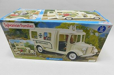 Sylvanian Families Ambulance 4421 (Rare - Brand New In Box)