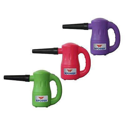 Pet Dryer B-53,3/4 HP,2 speed,Dryer/Duster,Air Pump,Pink,Purple,Green Xpower