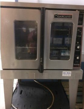 Convection Oven Full Size Garland Master 200 Restaurant Commercial Heavy Duty