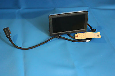 2004 AUDI A8 S8 Navigation / Information GPS Display Screen Only OEM
