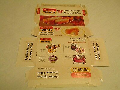 Hostess Twinkies Vintage Empty Collectible Box