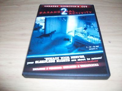 Horror Movie: Paranormal Activity 2!! Used & In Excellent Condition!