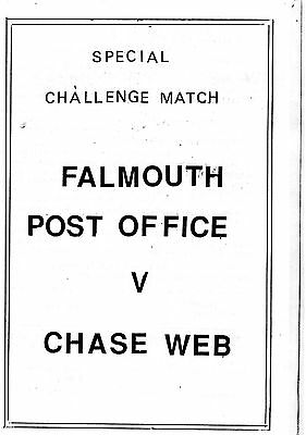 Falmouth Post Office v Chase Web - c1994