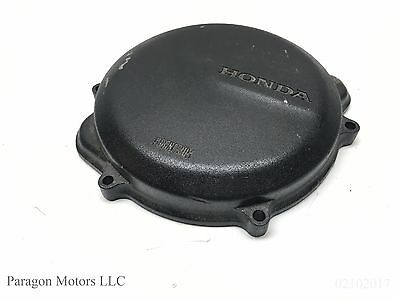 07#1 05-08 Honda CRF450X CRF 450X Engine Clutch Service Access Outer Cover