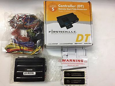 Firstech Compustar Ft-6200s-cont Controller DT Remote Start 6200s