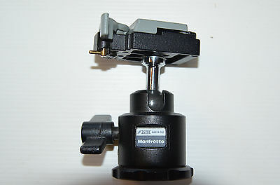Manfrotto Tripod Ball Head w/quick release - 352RC Tripod Ball Head with QR