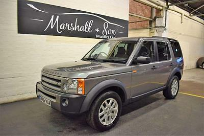2006 56 Land Rover Discovery 3 2.7 3 Tdv6 5D 188 Bhp Diesel