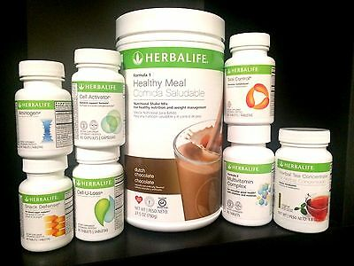 New!! Herbalife Ultimate Weight Management Program - 12 Flavors - Free Shipping!