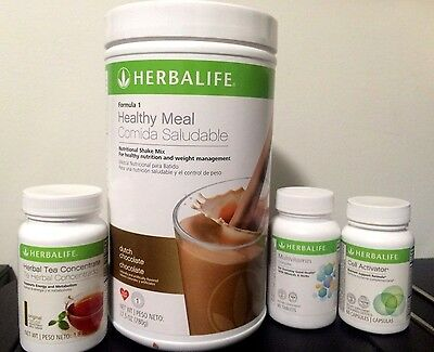 NEW!! Herbalife Quickstart Weight Management Program 12 FLAVORS FREE SHIPPING!!!