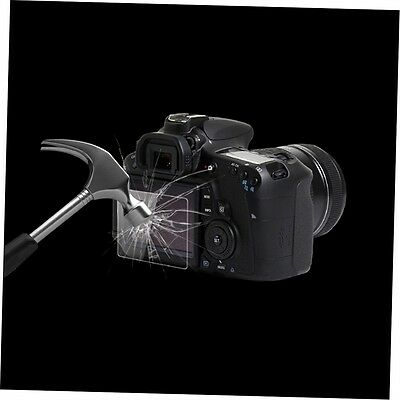 Clear Tempered Glass Film Camera LCD Screen Protector Guard for Canon 760D DC
