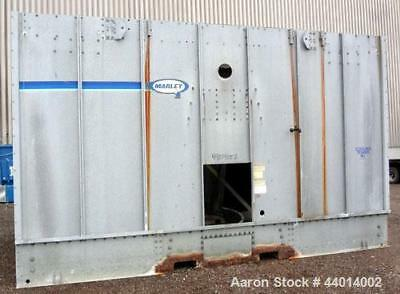Used- Marley Series 220 Single Cell Cooling Tower, Approximately 613 Ton, Model