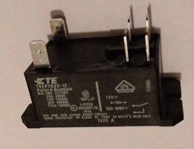 TE CONNECTIVITY / POTTER & BRUMFIELD  T92P7D22-12  Power Relay, T92 Series, DPST