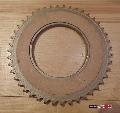 Velocette Chainwheel MAC 3-Plate Type. C3/3AS. MADE in ENGLAND