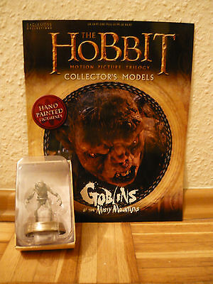 Der Hobbit Collectors Models: Goblins of the Misty Mountains (Nr. 22)~Eaglemoss