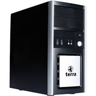 TERRA PC Intel Core i5-3330 4x3,0GHz 6GB 1TB USB3.0 WIN10 °A°