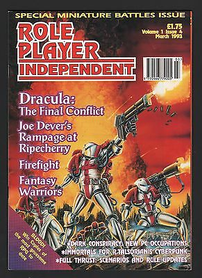 ROLE PLAYER INDEPENDENT MAGAZINE  Vol 1 ISSUE 4