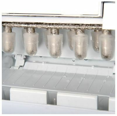 Ice cube maker with 3 ice cube sizes, ice maker,
