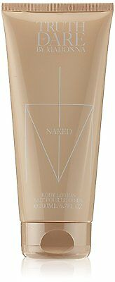 2 x Madonna Truth or Dare Naked Body Lotion 200 ml