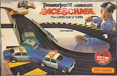 Matchbox Powertrack Pt6000 Race & Chase - Fully Restored From Top To Bottom!