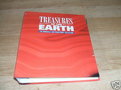 Treasures Of The Earth : Volume One Folder + Contents