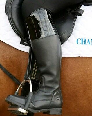 Toggi long leather horse riding boots size 6.5