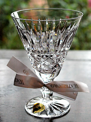 Waterford Crystal Tramore Claret Wine Glass / Glasses Brand New, Very Rare