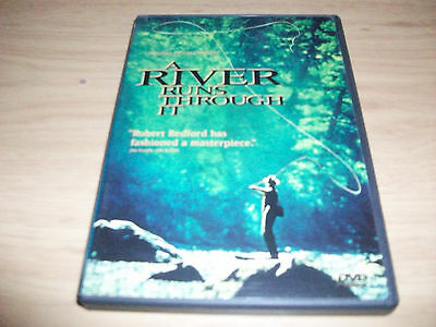 Drama Movie: A River Runs Through It!! Used & In Excellent Condition!!