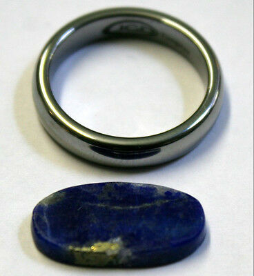 Natural Lapis Lazuli Loose Gemstone 18X10Mm Gem Oval Cabochon 5Ct La37