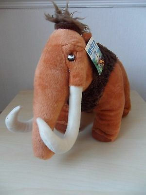 Ice Age Manny Medium Soft Toy With  Tags