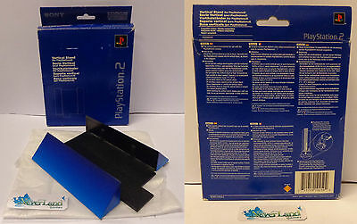 Console Game SONY Playstation 2 PS2 PSX2 Ufficiale Official Base VERTICAL STAND