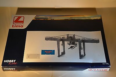 Hornby - Lima Model Railway Container Crane HL8000