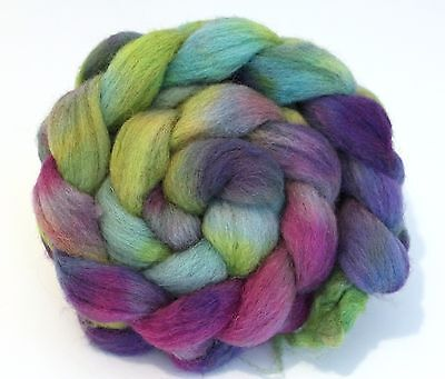 Shunklies Kettle Dyed Grey Swaledale Wool 107g - 3.8oz GS16
